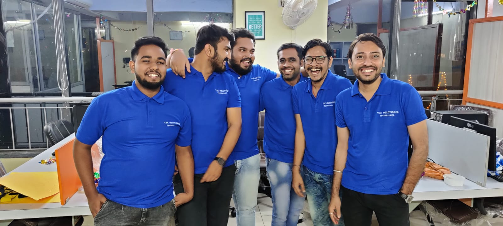 Team The WildTigers Technologies