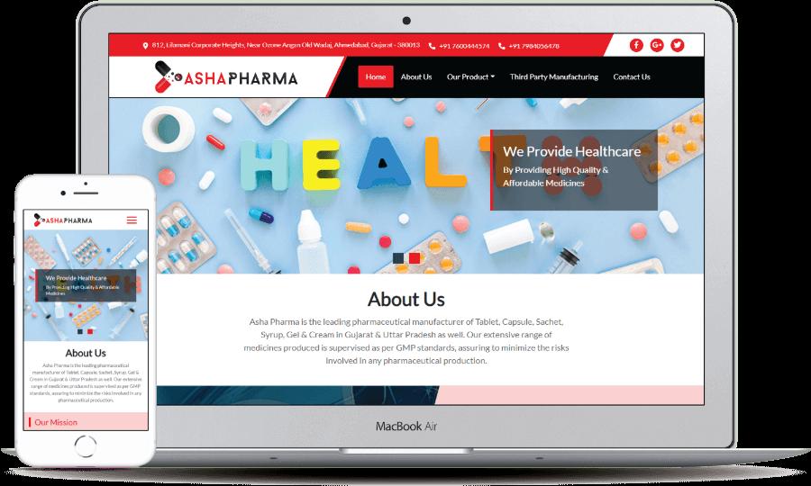 Asha Pharma
