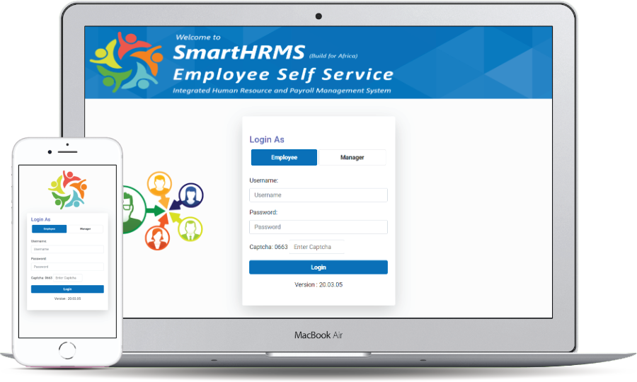Employee Self Services (ESS) - Customized Employee HR System