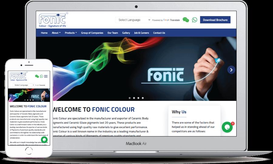 Fonic Colour