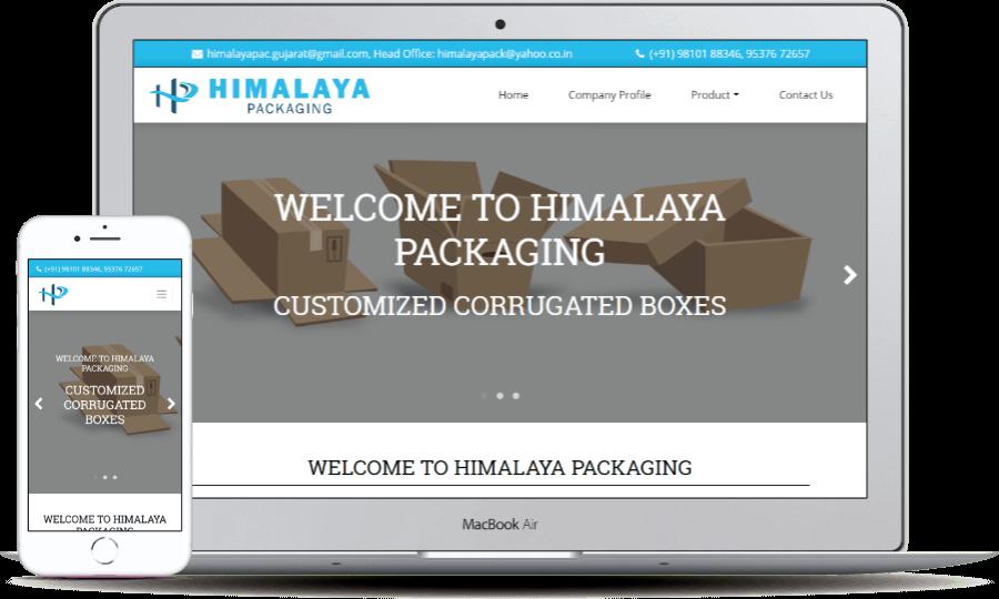 Himalaya Packaging
