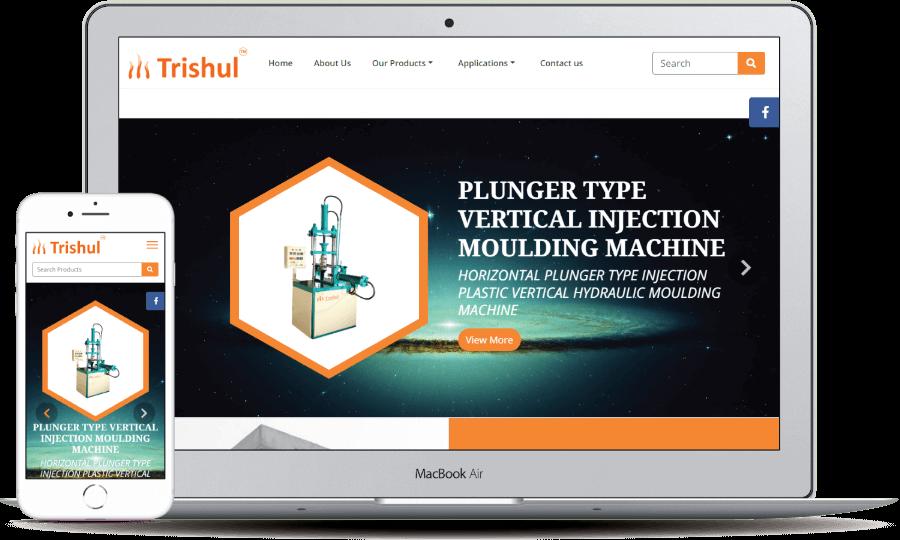 Trishul Plastic Machine